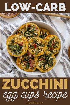 Zucchini Breakfast, Low Carb Breakfast, Healthy Breakfast Recipes, Breakfast Ideas, Healthy Eating, Healthy Recipes, Zucchini Health Benefits, Greek Chicken Salad, Easy Pasta Salad Recipe