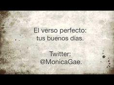 Monica Gae - El verso perfecto