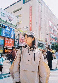 Shan Cai, Set Fashion, Meteor Garden 2018, Aesthetic Japan, China, Chinese Actress, My Girl, Winter Jackets, Actresses