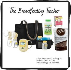 Breastfeeding Teacher tips: helpful ideas for keeping up your milk supply while pumping at work after maternity leave. Medela FreeStyle, Fenugreek, Mother's Milk Tea