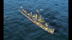 Hatsuharu — японский эсминец VII уровня. Такой каким мы его запомним!
