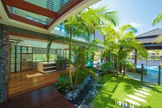 Queensland Homes Blog:  The Tropical House