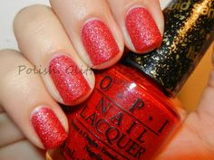 Polish. Glitter. Rock & Roll!: OPI Magazine Cover Mouse