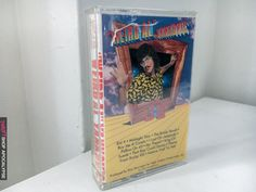 Weird Al Yankovic - in 3-D on cassette.    Brand New and still sealed.   There is a crack in case, but shrink is fully in tact.    1990 Re-release on Scotti Records.  	5207... #cassette #cassettes #tapes #3d #comedy #parody #albums #music #record