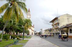 Street in Iquitos. #iquitos #peru #jungle