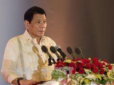 Tổng thống Philippines Rodrigo Duterte: Không thể lên lớp tổng thống một nước có chủ quyền dù là Obama