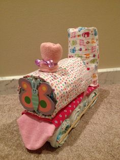 Medium Diaper Train - Any color or theme by LuvBugCreations1, $50.00