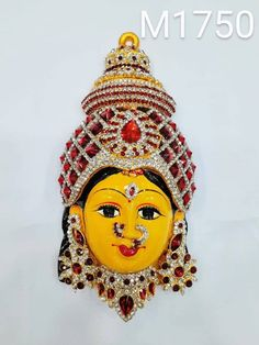 Festival Essentials, Living Room Sofa Design, Silk Thread Bangles, Hindu Deities, Amman, Flower Garlands, Handmade Jewelry, Handmade Gifts, Durga