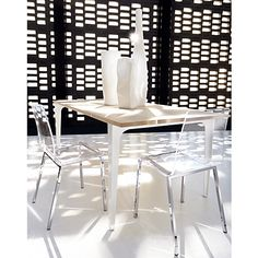 vapor chair in dining furniture | CB2