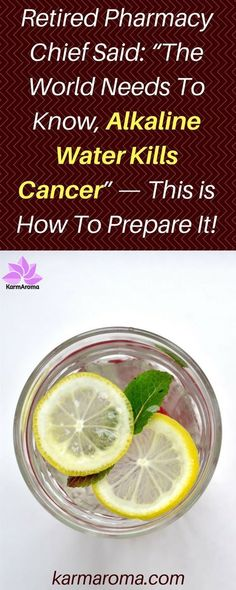 How To Prepare Alkaline Water - discover alkaline water benefits and how to make in a right way