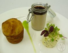 Xclusive Pate, Fresh Brioche, Apple Salad #catering #events #leicestershirefood #xclusive