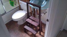 IKEA Hackers: Safe Bekvam step stool for toddlers