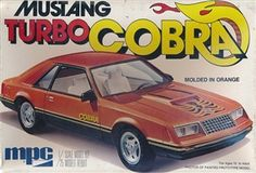 1979 Ford Mustang Cobra Turbo (1/25) (fs)