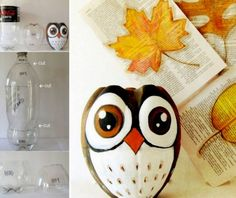 Plastic Bottle Owl Craft Is A Fun Recycle You'll Love | The WHOot