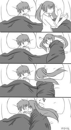 Mikuo Hatsune x Miku Hatsune