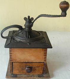coffee mill - I have one like this ........
