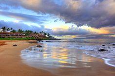 Makena Surf HDR by jetguy1, via Flickr