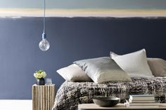 sovrum fräck målning