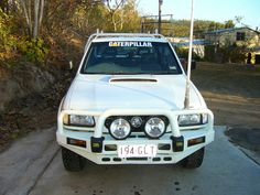 Holden Rodeo, 4x4