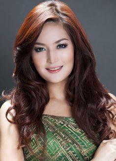 Oh.. My Sister Maria Selena Miss Universe 2012 :)