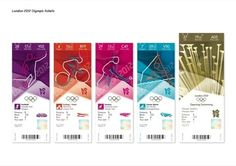 London Olympic Tickets.