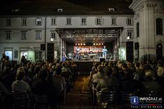 """Bilder von der Murszene Graz 2014 """"Puschnig – Sass – Diabate"""" am 18. Juli 2014.   #Bilder, #Murszene #Graz #2014, #Exil-Kärntner #Wolfgang #Puschnig, #Vielseitigkeit, #Experimentierfreude, #Offenheit, #Neues #Altes, #neue #Herausforderungen, #scheinbar #inkompatible #Stile, einer der #besten und #wichtigsten #Jazzer #Europas, #Saxophon, #Querflöte, #John #Sass, #Tuba, #Mamadou #Diabate, #Balafon"""