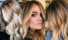 effetti capelli biondi