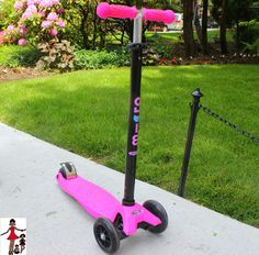 5 Reasons You'll Love The Micro Maxi Kick Scooter For Your Kids - Rattles & Heels