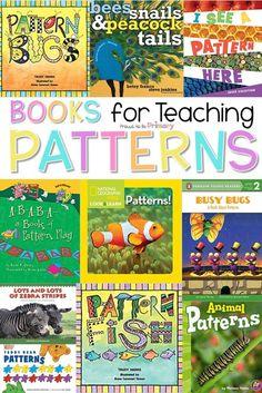 Pattern Activities That Kids Love