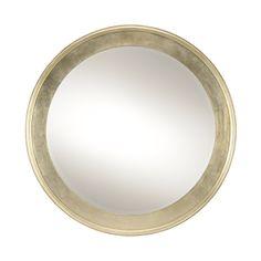 The Ashton Company OM15 Round Wall Mirror