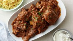 24 Recipes Your Slow Cooker Was Made to Make - Crock pot meals - Prime Short Ribs Slow Cooker, Beef Short Ribs, Crock Pot Slow Cooker, Crock Pot Cooking, Slow Cooker Recipes, Crockpot Recipes, Cooking Recipes, Freezer Recipes, Freezer Cooking