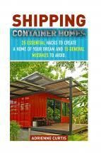 shipping container book to create the home of your dreams