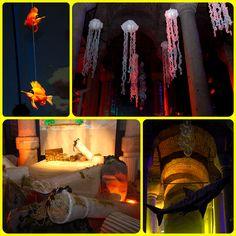 Lost City Of Atlantis Theme Party