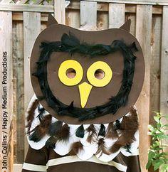 Owl Mask - National Wildlife Federation
