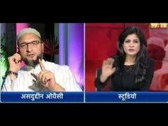 Asaduddin Owaisi Debate On Uniform Civil Code, Support Muslim Shariah Law. https://www.youtube.com/watch?v=dWlJKA5-590