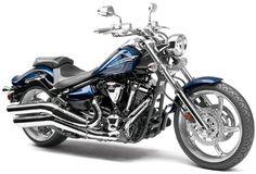 2010 Cruiser Motorcycles Yamaha Raider S (XV1900S)
