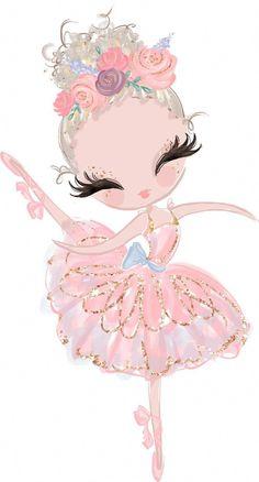 Pink Wallpaper, Cartoon Wallpaper, Iphone Wallpaper, Ballerina Wallpaper, Vintage Clipart, Lapin Art, Kids Bedding Sets, Baby Art, Cute Drawings