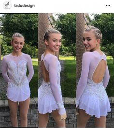 Pink Ice Skating Dresss Custom Girls Skating Dress - You are in the right place about Skatin Figure Skating Competition Dresses, Figure Skating Outfits, Figure Skating Costumes, Figure Skating Dresses, Custom Dance Costumes, Girls Dance Costumes, Dance Outfits, Ice Dance Dresses, Pullover Shirt