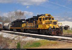 ALAB 2026   Description:    Photo Date:  3/15/2011  Location:  Monroeville, AL   Author:  Darrell Krueger  Categories:    Locomotives:  ALAB 2026(GP20u) ALAB 2054(GP20)
