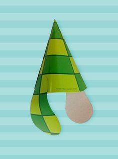 El Chavo Party Hats Birthday Supplies
