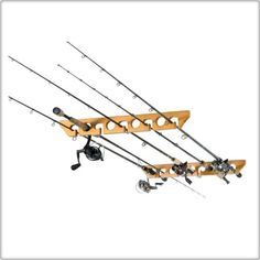 Fishing Pole Storage