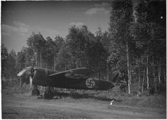 Ww2 Aircraft, Military Aircraft, Finland Air, Finnish Air Force, Bristol Blenheim, Luftwaffe, World War Two, Armed Forces, Wwii