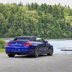 No wake zone. Vorsteiner Rear Carbon Diffuser and Turner Race Inspired Axle back Exhaust. ------------------------------------------------------------#BMW #bmwgram #bmwpicture #bmwcar #vorsteiner #turnermotorsport #turnerparts #m6 #mpower #v8twinturbo #convertible #bmwexhaust by turnermotorsport