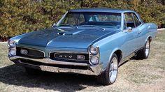 1967 Pontiac GTO 400/360 HP, Automatic