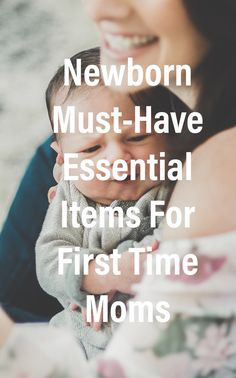 Newborn Must Haves for New Baby - Baby Essentials - Crazy Boy Mama, Baby Registry Essentials, Newborn Essentials, Newborn Baby Needs, Baby Baby, Baby Items List, Baby Photography Tips, Newborn Necessities, Getting Ready For Baby, Unique Baby Names