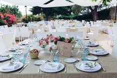 Organización de Bodas únicas en Mallorca. Pasion Eventos Weddings at Son Berga…