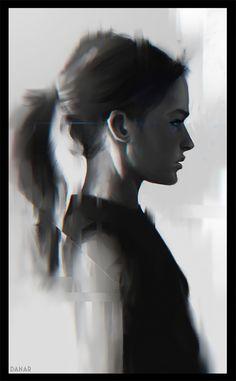 Digital Illustrations by Danar Worya