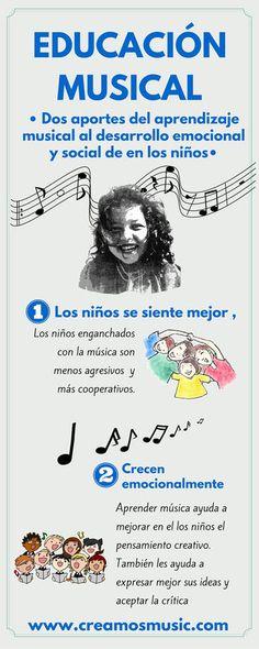 Aportes de la educación musical