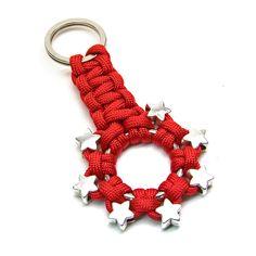 Schlüsselanhänger | Swiss Paracord