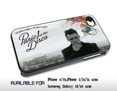 Panic At The Disco Cover - for iPhone 4/4S,5 case iphone 4/4s/5 Case Hard Plastic Cover